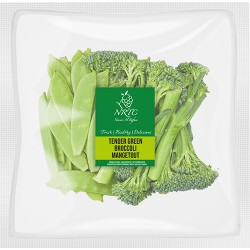 Tender Green Broccoli Mangetout