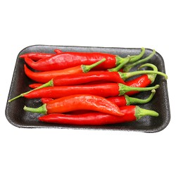 Long Red Mild Chillies