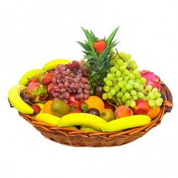 Mix Fruit Basket Large