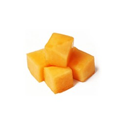 Rock Melon (Cubes)