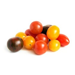 Mixed Plum Cherry Tomatoes